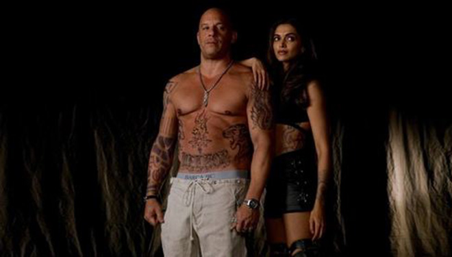 Deepika Padukone playing leading role in Vin Diesel's XxX- The Return Of Xander Cage! 2