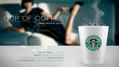 Photo of Free Starbucks Style Cup Mockup