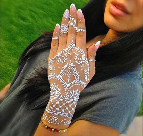 Henna Mehndi Designs For Hands