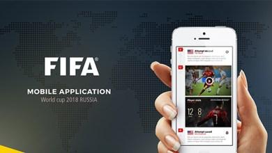 Photo of FIFA Smart Phone UI App Concept Design