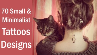 Photo of 70+ Simple and Small Minimalist Tattoos Design Ideas