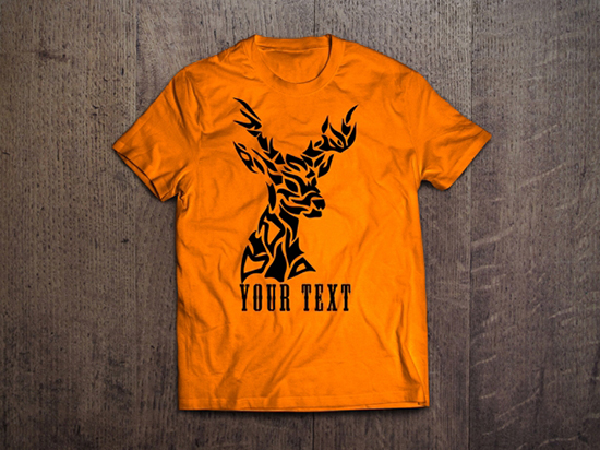 t shirt design vector free collection