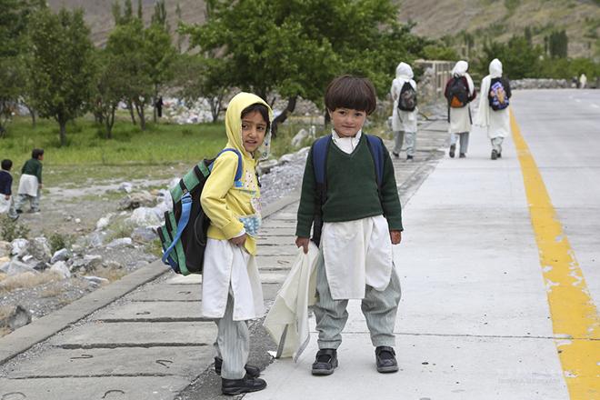 hunza schools