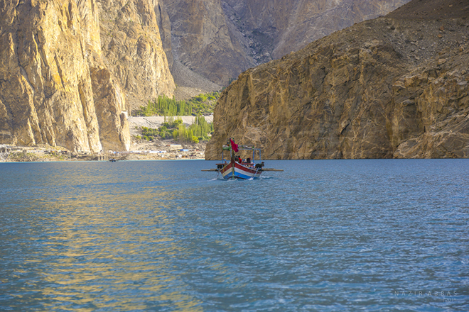 hunza valley water