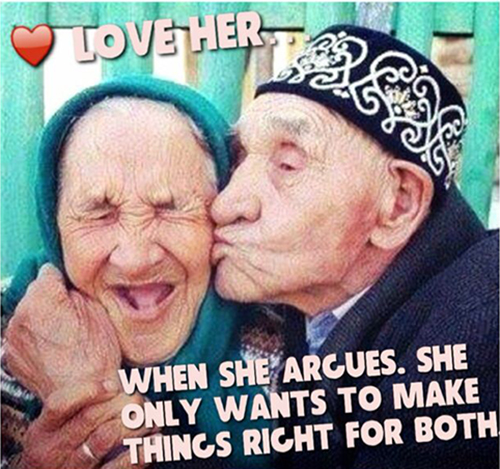 old cute couple quotes
