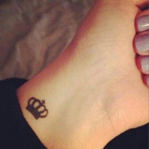 Tiny Wrist Tattoos