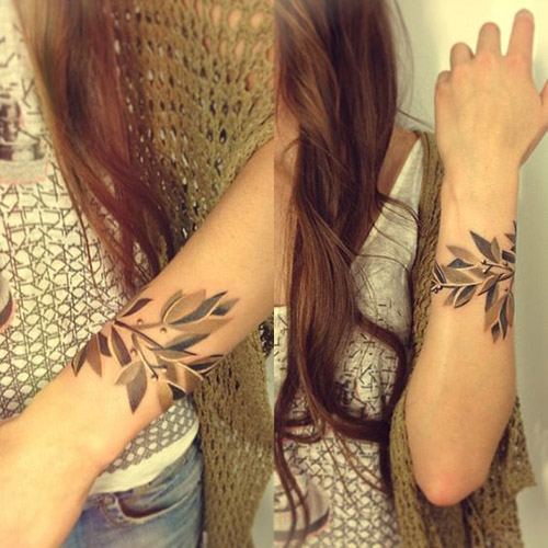 cute wrist tattoos ideas