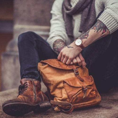 male wrist tattoos