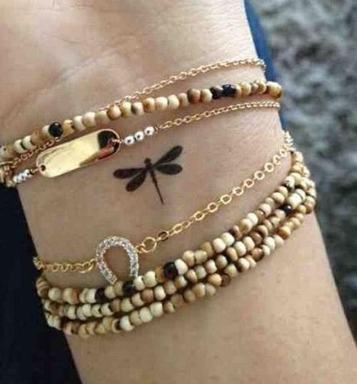 wrist bracelet tattoos 5