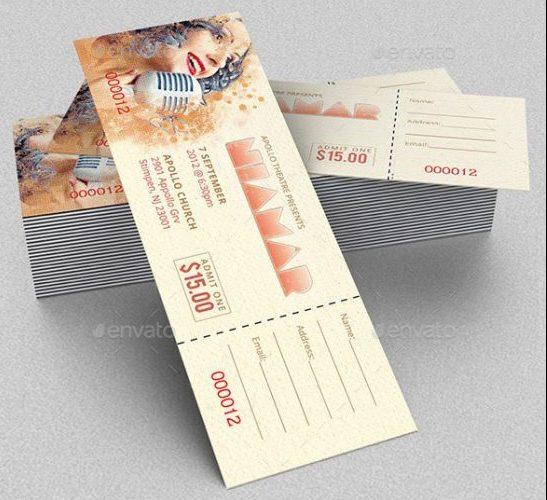 Concert-Ticket-Template