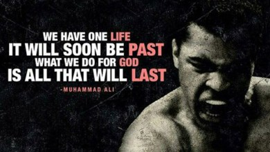 Photo of 38+ Famous Motivational Muhammad Ali Champ Quotes and sayings