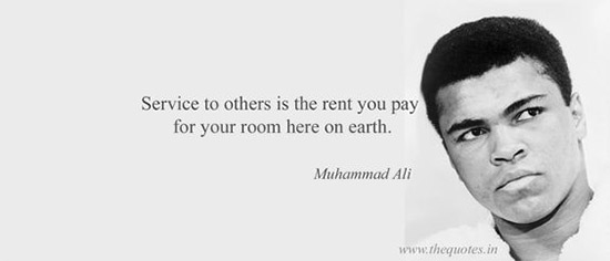 best muhammad ali quotes