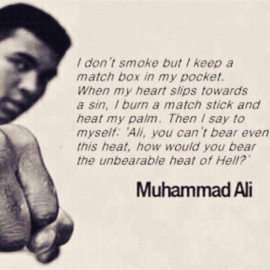 mohammad ali quote