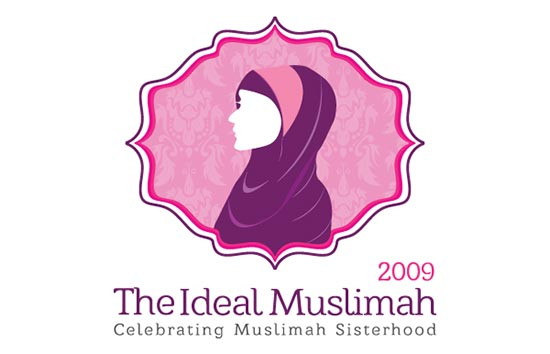 The-Ideal-Muslimah-islamic-logos-designs