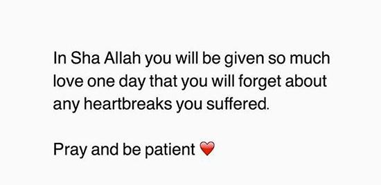 muslim broken relationship quotes