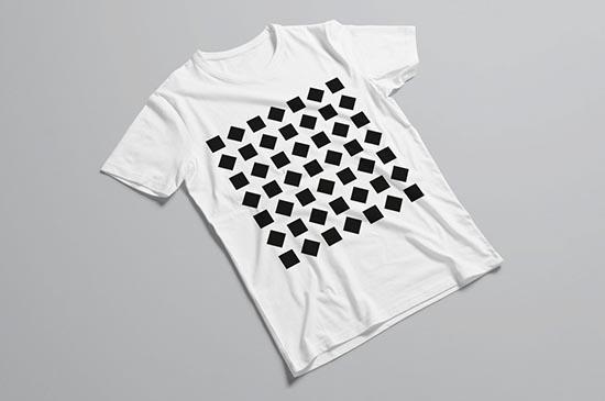 Shapes Evolution · T-shirt design