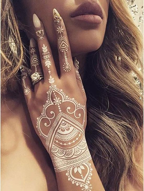 temporary henna tattoos designs