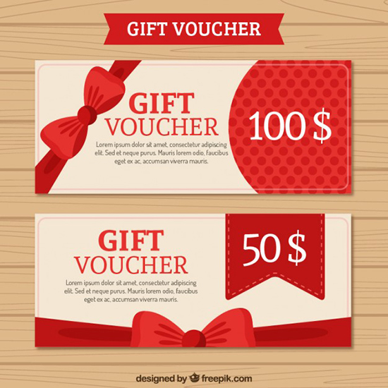 gift-voucher-pack-free-vector