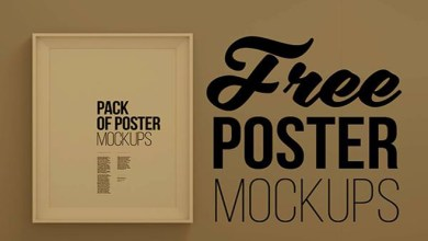 Photo of 26+ Best Free High Quality Poster Mockups For Designers