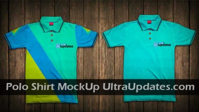 Photo of Polo Shirt Mockup Psd Template – Free Download