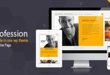Photo of 20+ Best wordpress Resumes & vCard Themes For Your Online CV