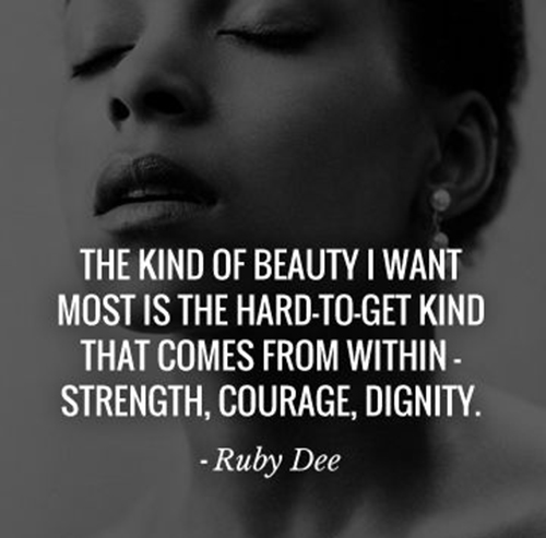 beauty woman quotes