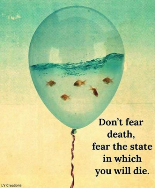 islamic quotes about death end