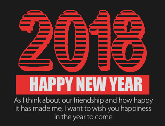 New Year 2018 Motivational Quotes