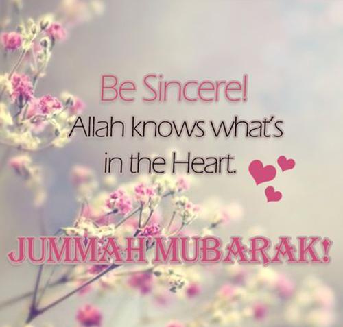 friday quotes islamic