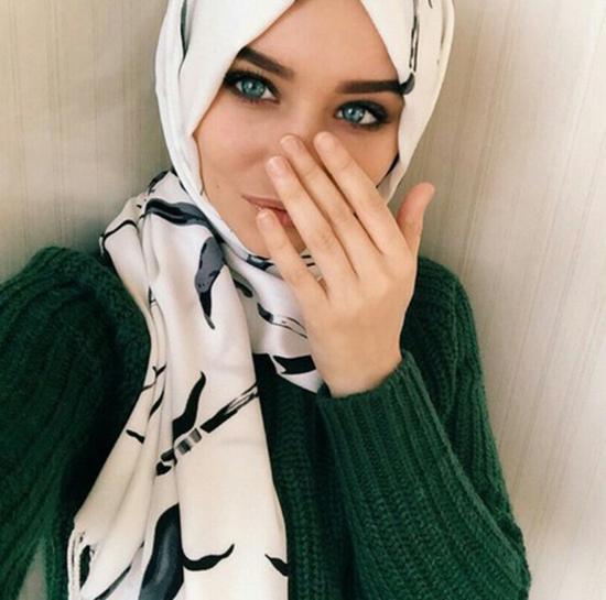 muslim dp for female