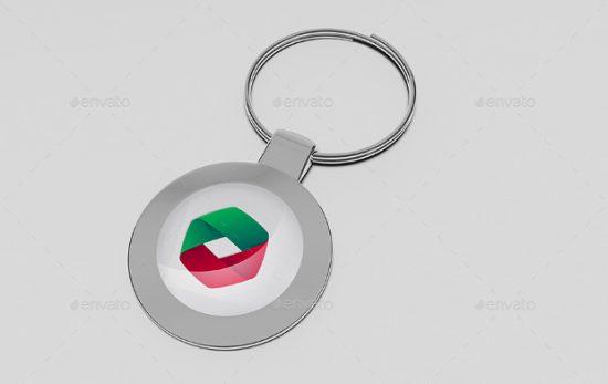 Keyring-Mockup-Design