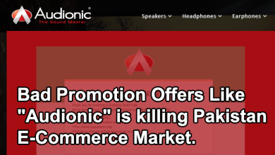 "Photo of Bad Promotion Offers Like ""Audionic"" is killing Pakistan E-Commerce Market."