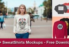 Photo of 15+ Best Sweatshirt Mockup & PSD Templates [Free + Premium]