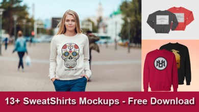 Photo of 15+ Best Sweatshirt Mockup & PSD Templates [Free + Premium]