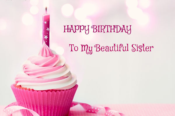 Best Happy Birthday Wishes for sisters