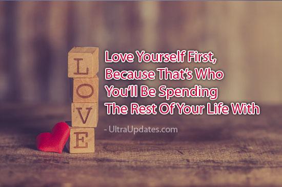 fb love status