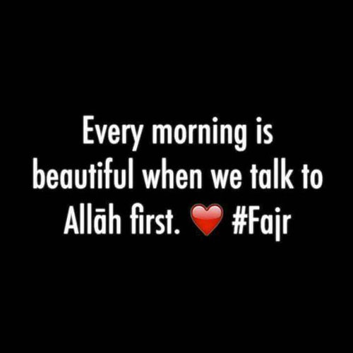 fajr quotes in english