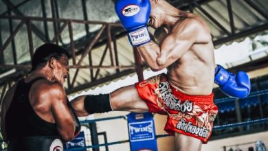 Photo of Online Technology Help Muay Thai Camp For Fitness In Thailand & Client