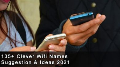 Photo of 135+ Best & Clever Wifi Names Ideas & Suggestion 2021