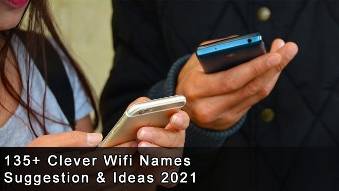 wifi-names