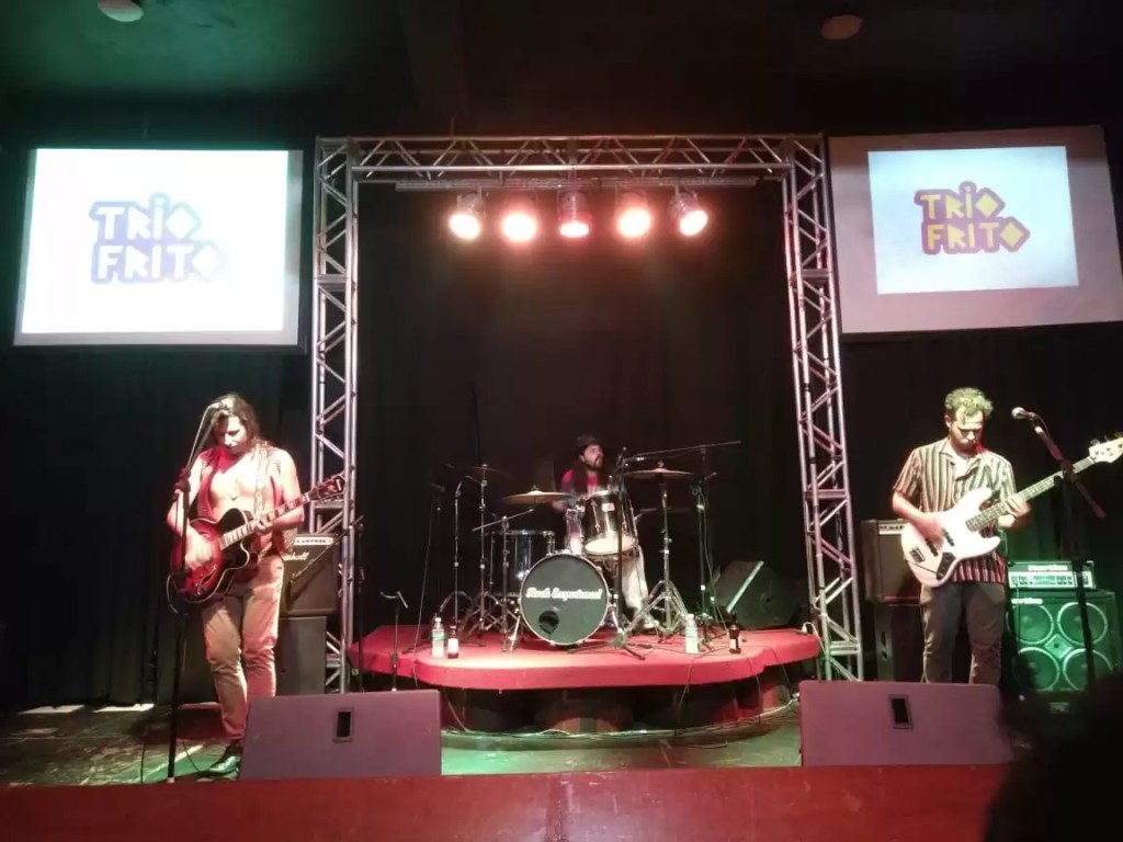 Trio Frito (4) Alternativo Rock Club Rock Experience