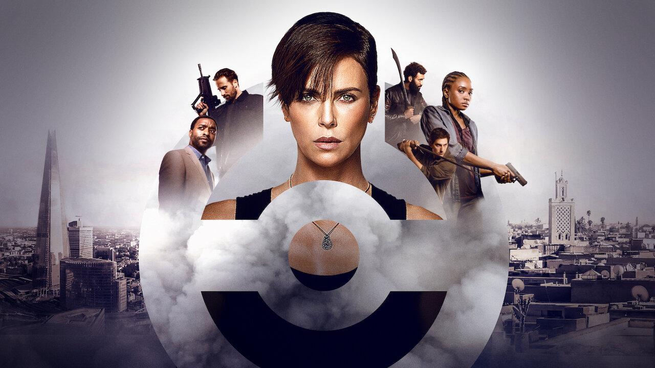 'The Old Guard' é um dos grandes filmes da Netflix e do ano
