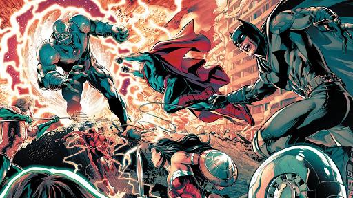 Panini anuncia novos volumes de Liga da Justiça