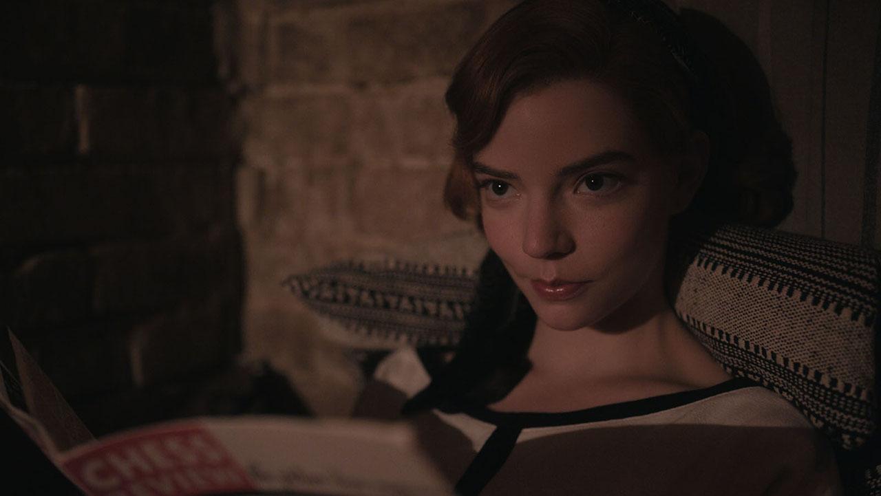 'O Gambito da Rainha' é um dos maiores acertos da Netflix