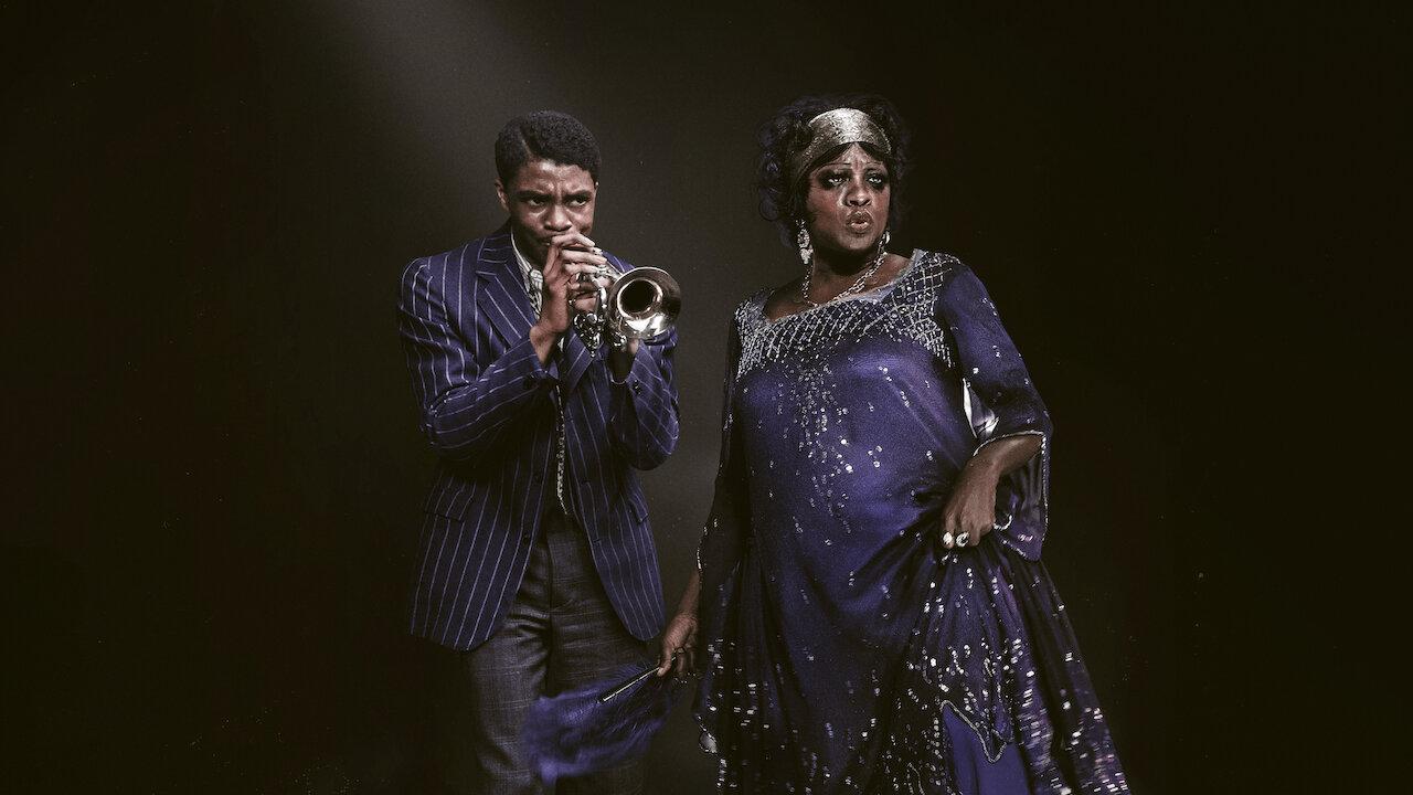 'A Voz Suprema do Blues', da Netflix, é um filme de (grandes) atores