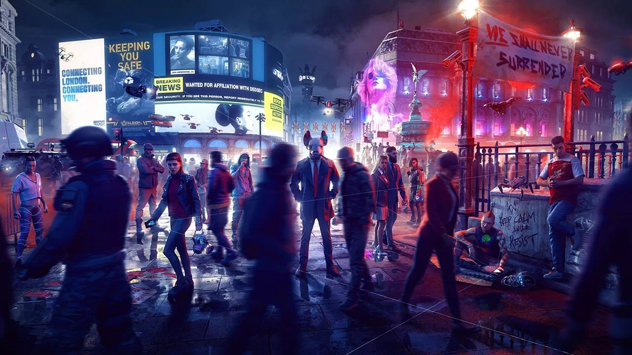 Watch Dogs Legion game review