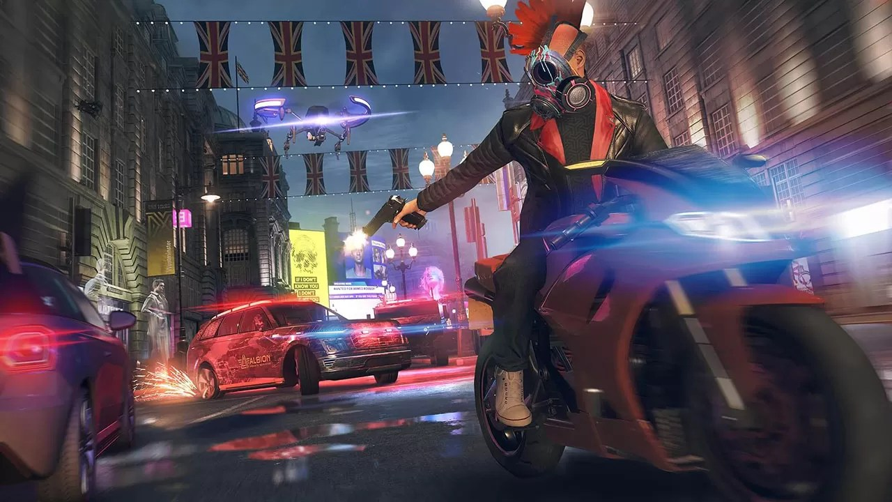 Watch Dogs Legion review game
