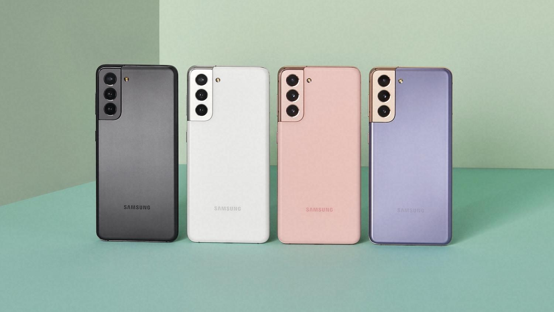 Linha Galaxy S21 não terá suporte a cartão MicroSD