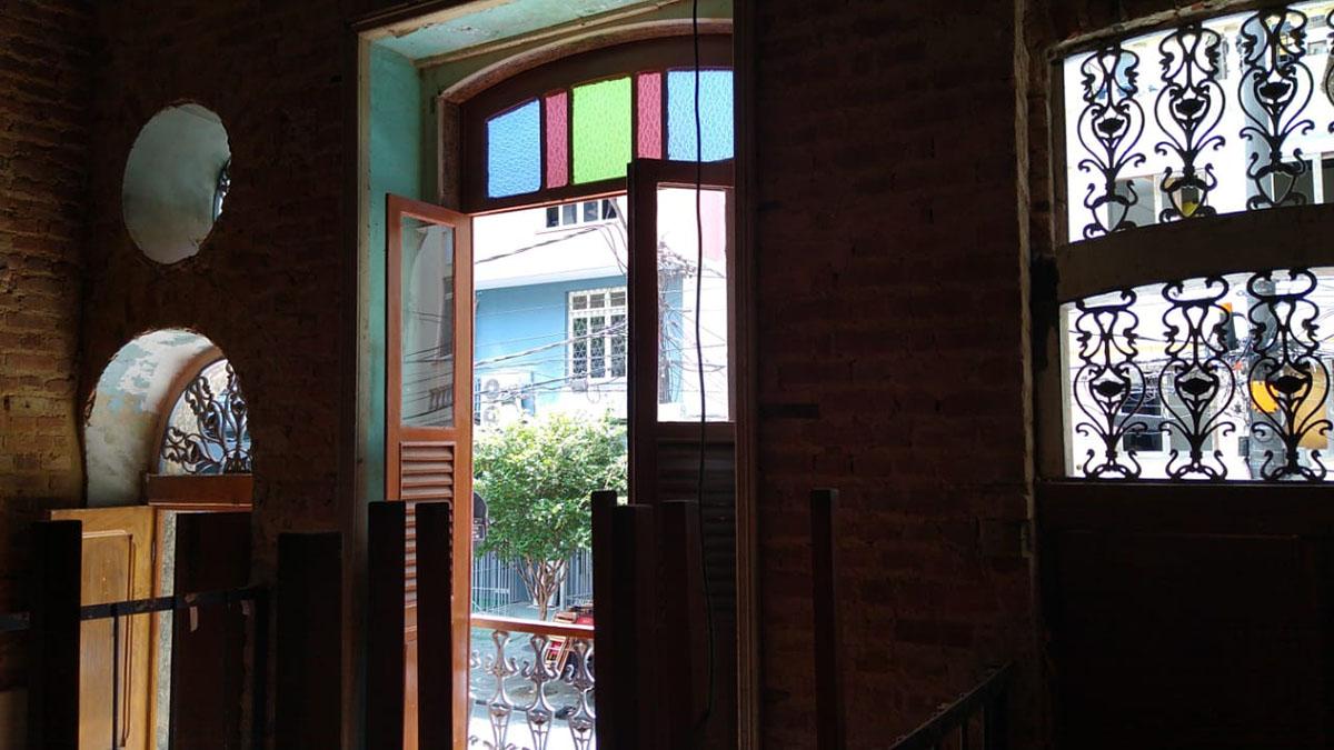 Novo espaço cultural Lapa Bandolim Restaurante Cult Bar