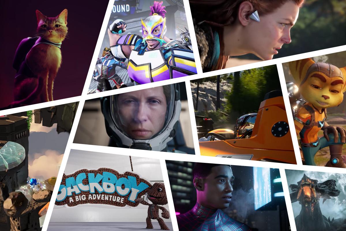 Playstation 5 – Confira a lista de jogos que saem em 2021